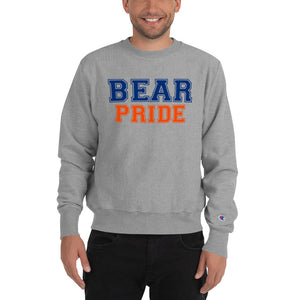 Morgan State University Bear Pride Unisex Champion Sweatshirt - We Wear Our HBCUs