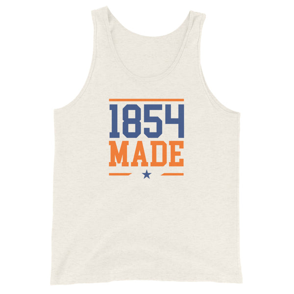 Lincoln University 1854 Made Men's Tank Top - We Wear Our HBCUs