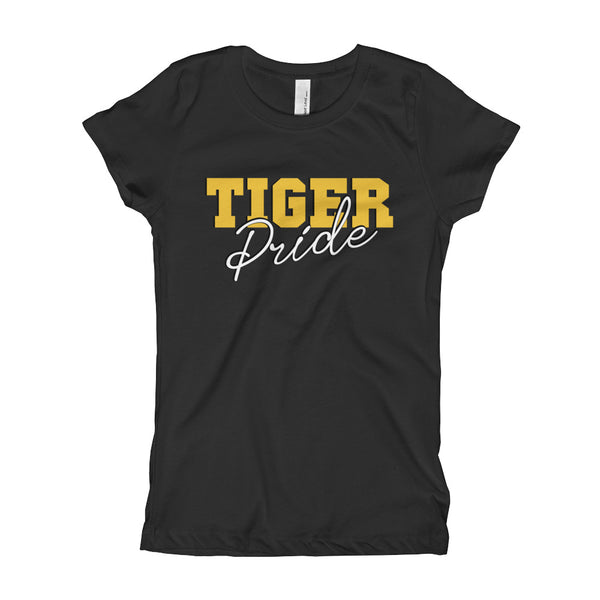 Tiger Pride Grambling State University HBCU Girl's T-Shirt - We Wear Our HBCUs