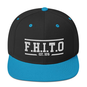 HUPS F.H.I.T.O. Snapback Hat - We Wear Our HBCUs