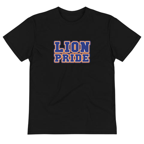 Lion Pride Lincoln University  Eco-Sustainable T-Shirt - We Wear Our HBCUs