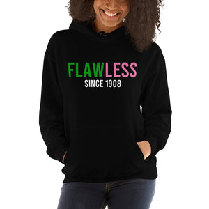 Flawless Since 1908 Women's Heavy Blend Hoodie