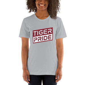 Tiger Pride Texas Southern University Basic Short-Sleeve Unisex T-Shirt - We Wear Our HBCUs