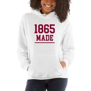 Virginia Union University 1865 Made Women's Hoodie - We Wear Our HBCUs