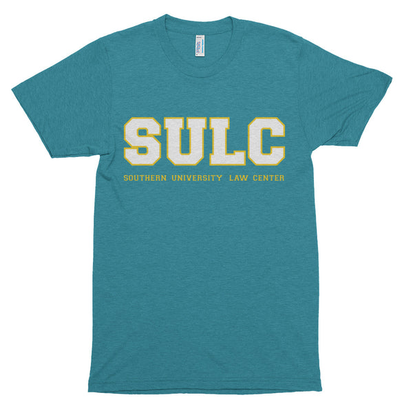 SULC Southern University Law Center Vintage Slim Fit American Apparel Unisex T-shirt - We Wear Our HBCUs
