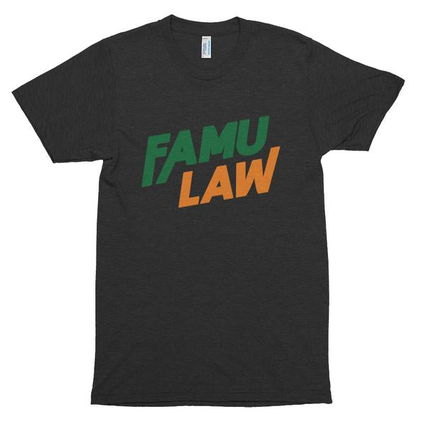 FAMU Law  Premium Unisex Soft Vintage T-shirt - We Wear Our HBCUs