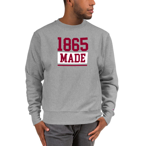 Virginia Union University 1865 Made Champion Sweatshirt - We Wear Our HBCUs