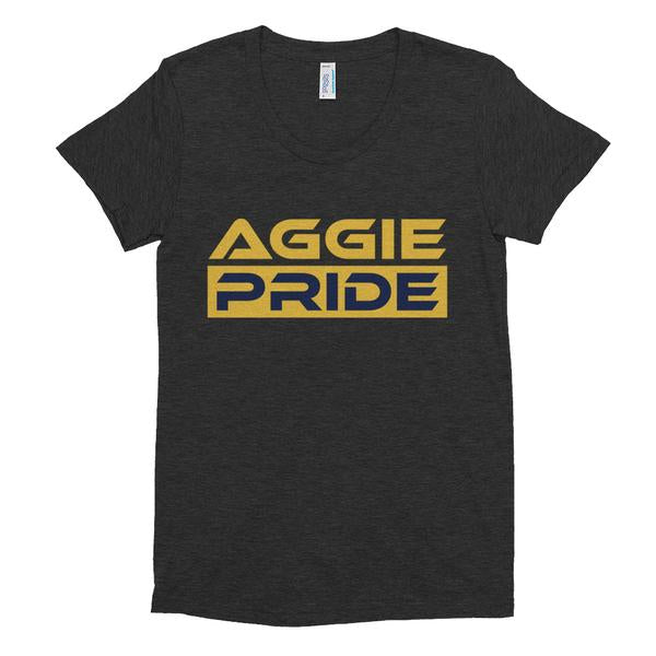 North Carolina A&T Aggie Prides Crew Neck T-shirt - We Wear Our HBCUs