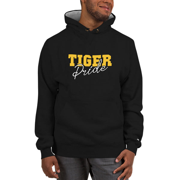 Grambling State University Tiger Unisex  Champion Hoodie - We Wear Our HBCUs