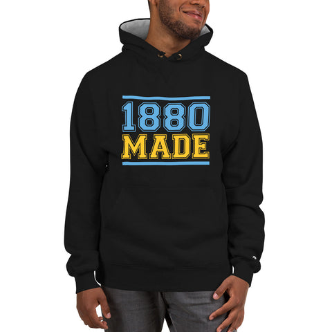 1880 Made Southern University A&M unisex Champion Hoodie - We Wear Our HBCUs