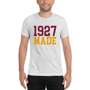 1927 Made Texas Southern Unisex Soft T-Shirt up to 4X - We Wear Our HBCUs