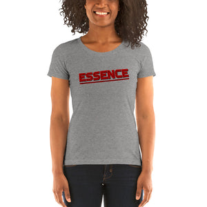 Hampton University Essence Class Name Ladies' short sleeve t-shirt - We Wear Our HBCUs
