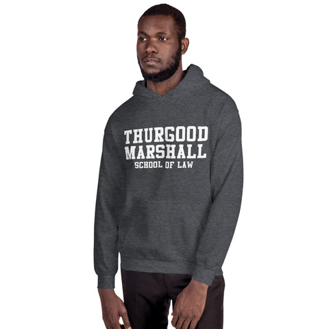 Thurgood Marshall School of Law Unisex Hoodie - We Wear Our HBCUs