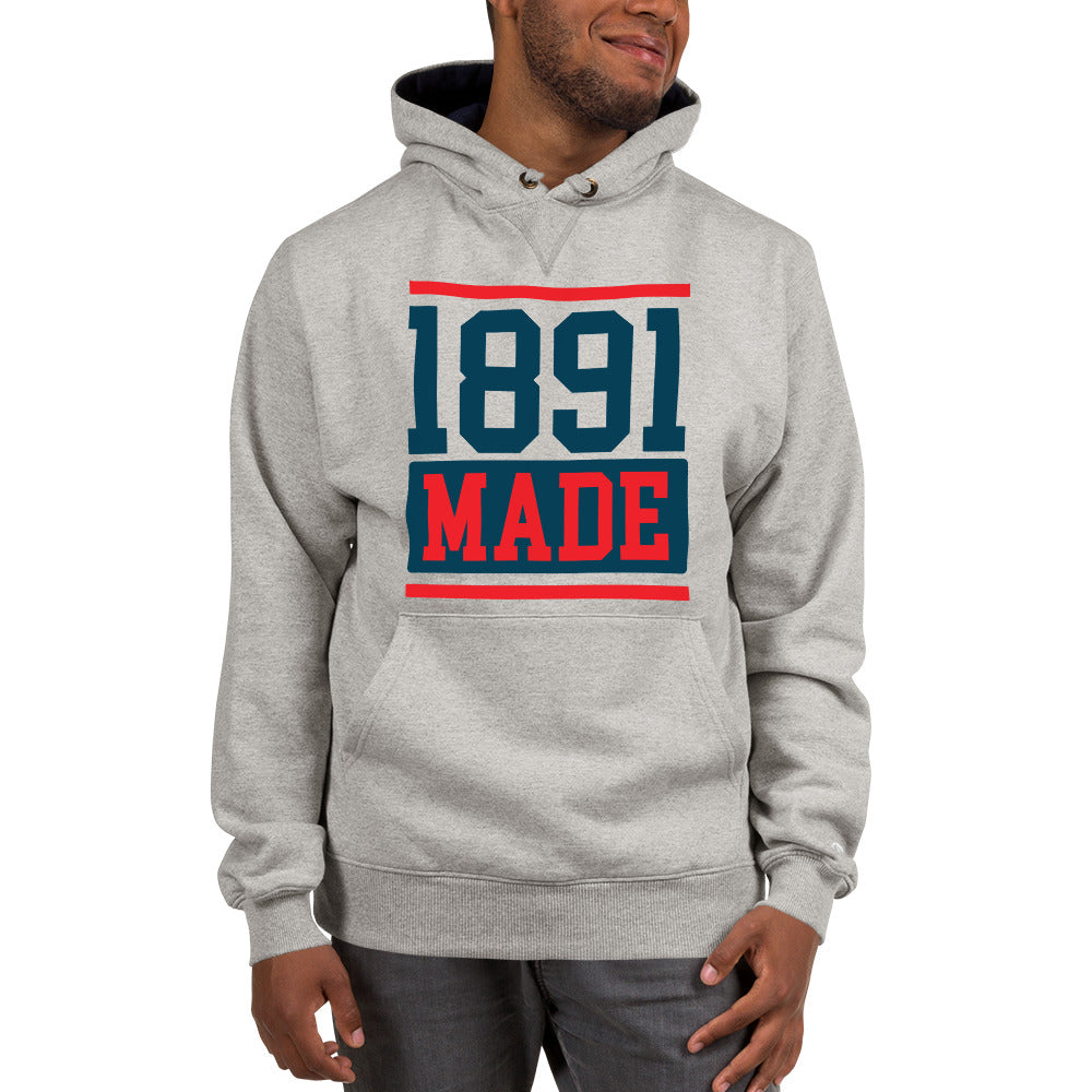 1891 Made Delaware State Champion Hoodie - We Wear Our HBCUs