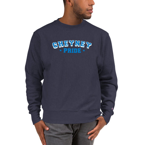 Cheyney University Cheyney Pride Champion Sweatshirt - We Wear Our HBCUs
