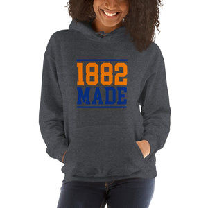 Virginia State University 1882 Made Women's Hoodie - We Wear Our HBCUs