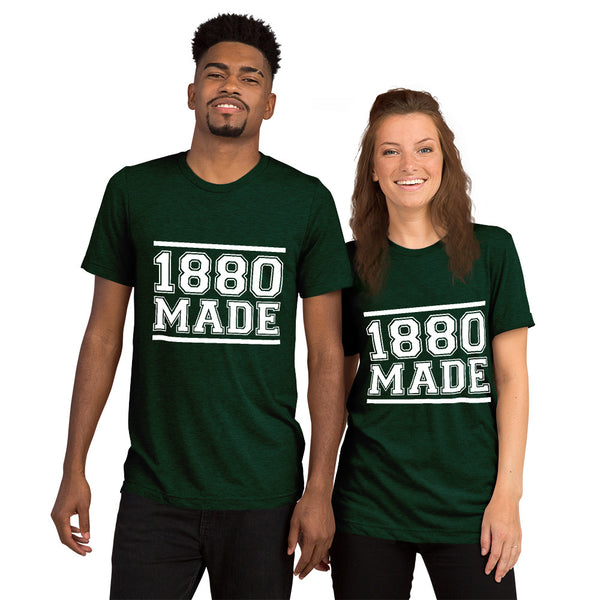 1880 Made Southern University A&M Short sleeve t-shirt - We Wear Our HBCUs