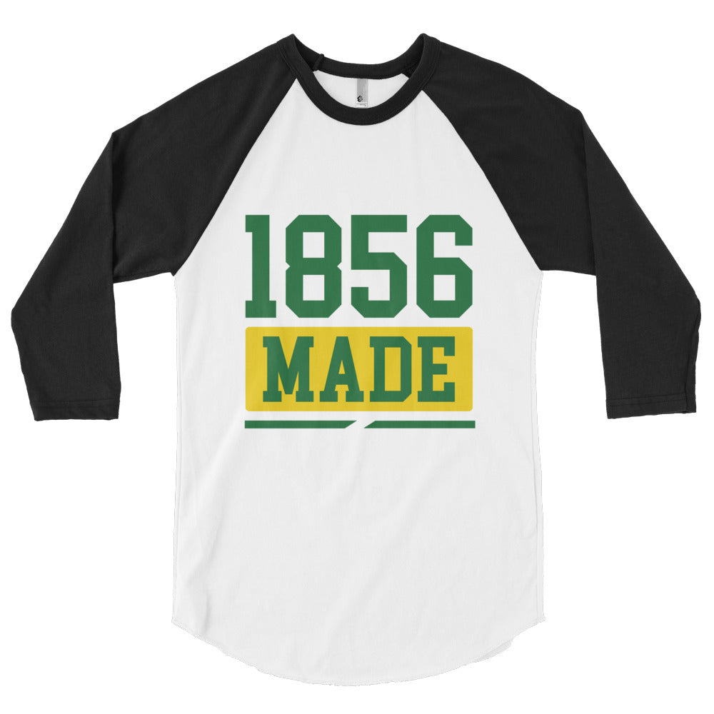 Wilberforce University 1856 Made Unisex Baseball Shirt - We Wear Our HBCUs
