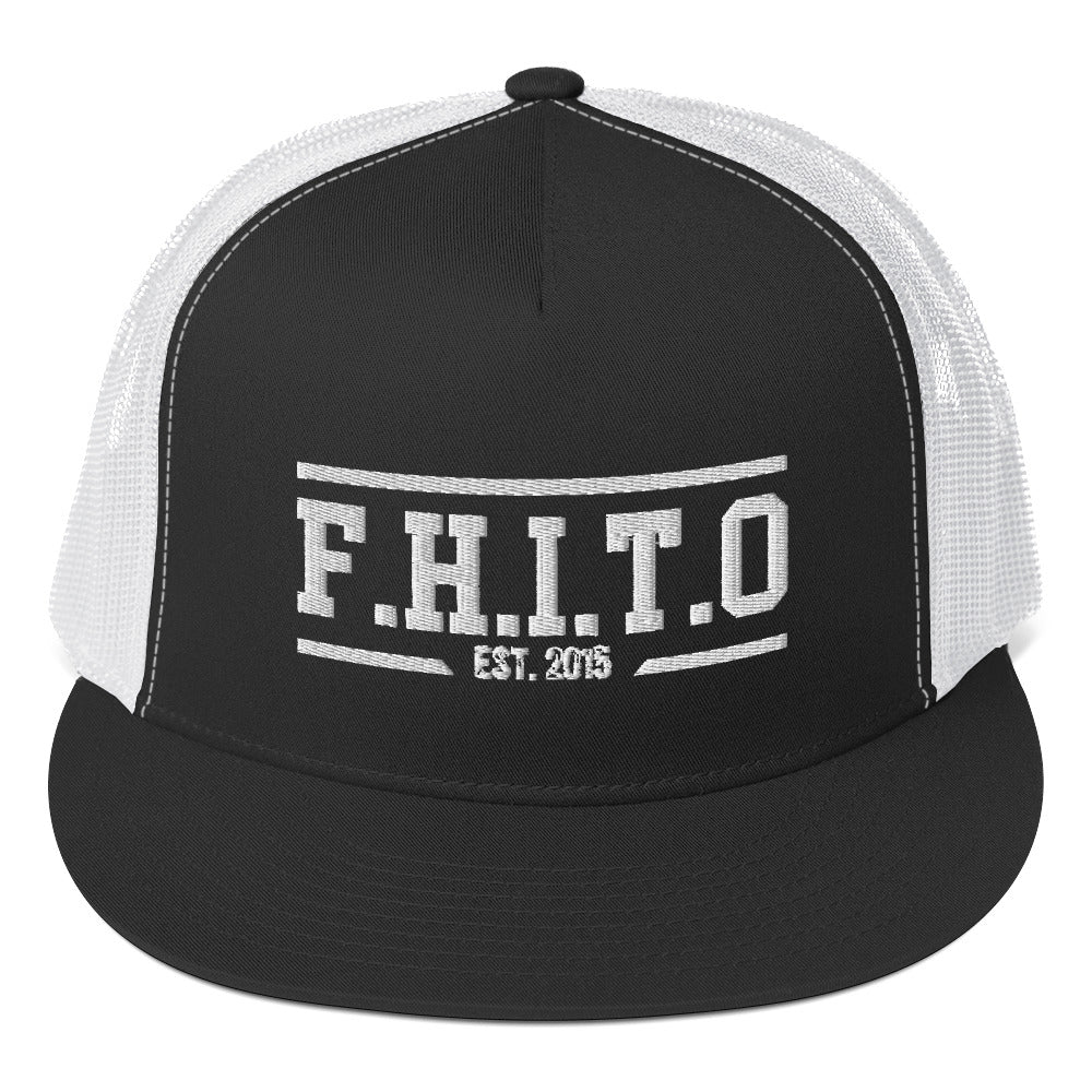 HUPS F.H.I.T.O. Trucker Cap - We Wear Our HBCUs
