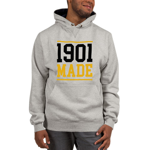 1901 MADE Grambling State University  Champion Hoodie - We Wear Our HBCUs