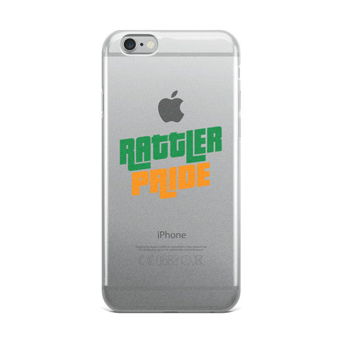 FAMU Florida A&M University Rattler Pride iPhone Cell Phone Case - We Wear Our HBCUs