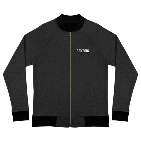 Hampton University Genesis II Bomber Jacket - We Wear Our HBCUs