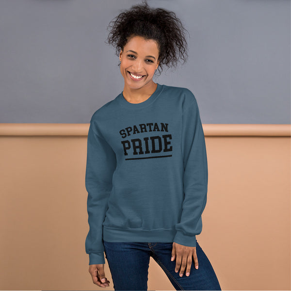 Norfolk State Spartan Pride Women's Sweatshirt - We Wear Our HBCUs