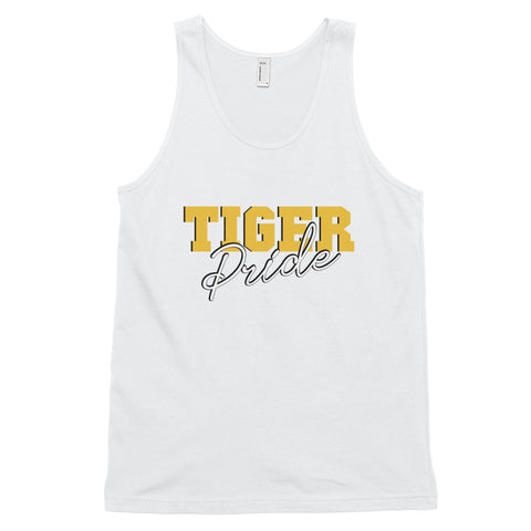 Grambling State University Tiger Pride Unisex Classic Tank Top - We Wear Our HBCUs