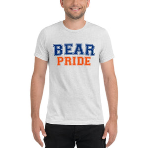 Morgan State University Bear Pride Unisex Soft T-Shirt up to 4X - We Wear Our HBCUs