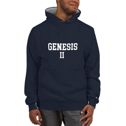 Hampton University Genesis II Champion Hoodie - We Wear Our HBCUs