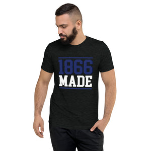 Lincoln University (MO) 1866 Made Unisex Soft T-Shirt up to 4X - We Wear Our HBCUs