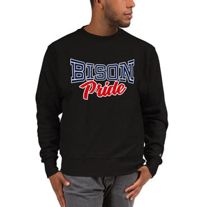 Howard University Bison Pride Champion Sweatshirt Crewneck - We Wear Our HBCUs