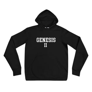 Hampton University Genesis II Unisex hoodie - We Wear Our HBCUs