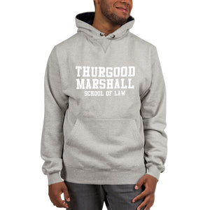 Thurgood Marshall School of Law Champion Hoodie - We Wear Our HBCUs