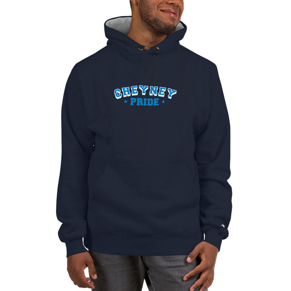 Cheyney University Cheyney Pride Champion Hoodie - We Wear Our HBCUs