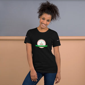 Official OZO Short-Sleeve Unisex T-Shirt up to 4XL - customizable