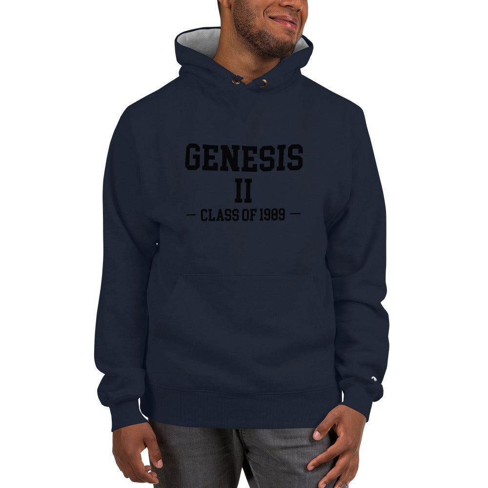 Genesis II Class of 1989 Champion Hoodie - We Wear Our HBCUs