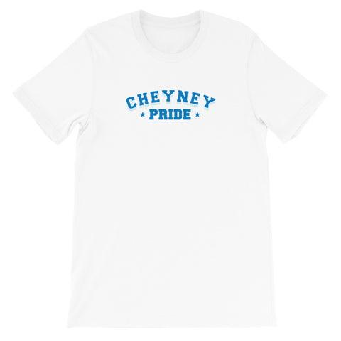 Cheyney University Cheyney Pride Short-Sleeve Unisex T-Shirt - We Wear Our HBCUs