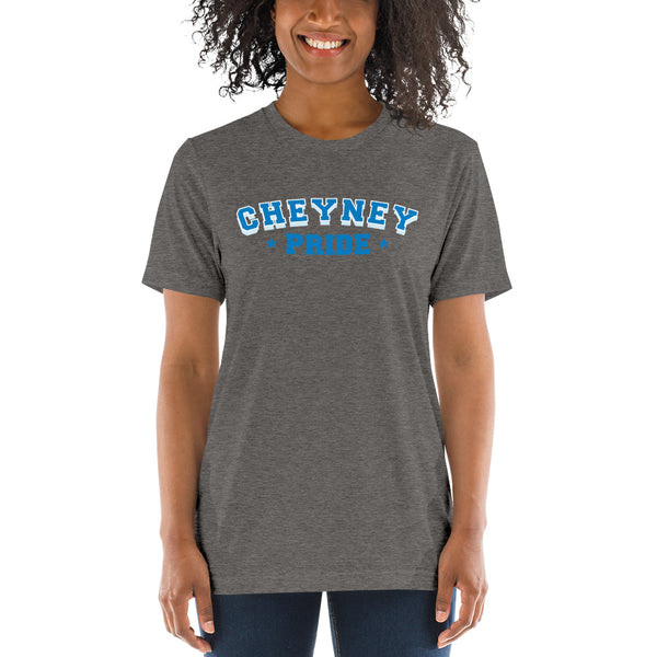 Cheyney University Cheyney Pride Unisex Soft Vintage fitted T-Shirt - We Wear Our HBCUs