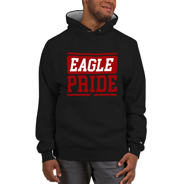North Carolina Central Eagle Pride Champion Hoodie - We Wear Our HBCUs