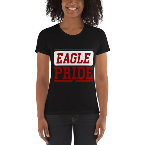 North Carolina Central Eagle Pride Women's t-shirt - We Wear Our HBCUs