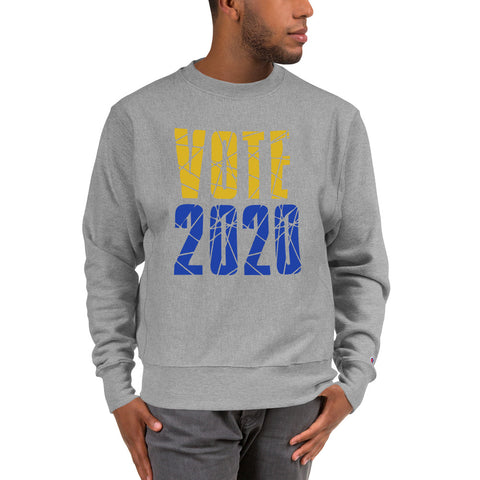 Vote 2020 Unisex Champion Sweatshirt