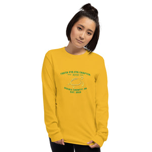 Theta Eta Eta Unisex  Long Sleeve Shirt