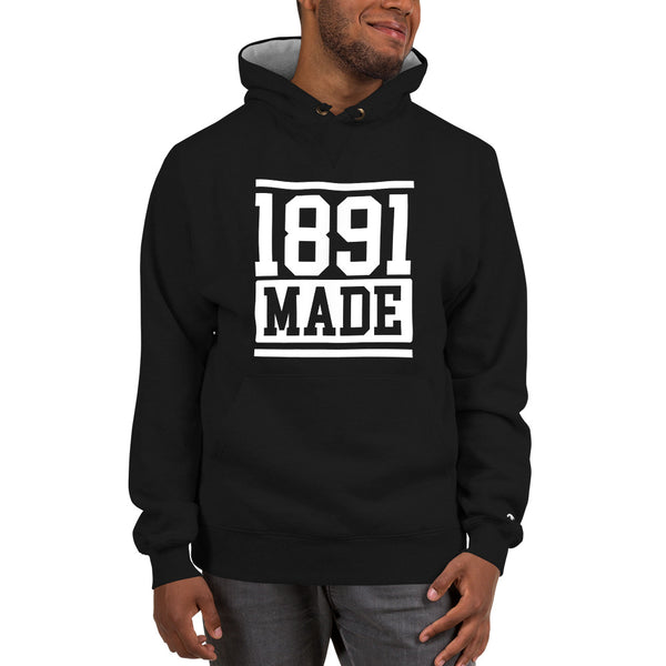 North Carolina A&T - 1891 Made Champion Hoodie - We Wear Our HBCUs