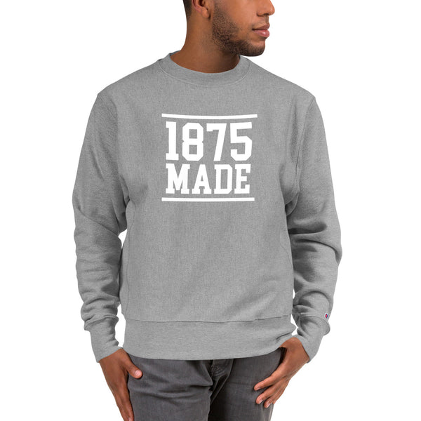 Alabama A&M 1875 Made Champion Sweatshirt - We Wear Our HBCUs