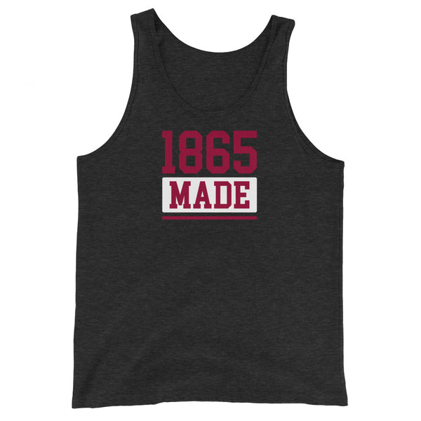 Virginia Union University 1865 Made Men's Tank Top - We Wear Our HBCUs