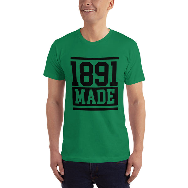 North Carolina A&T - 1891 Made T-Shirt - We Wear Our HBCUs