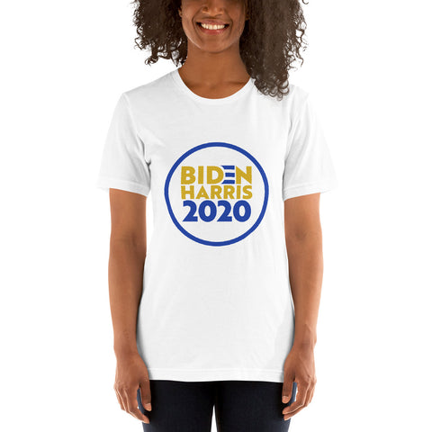 Biden Harris 2020 Basic T-Shirt up to 4XL