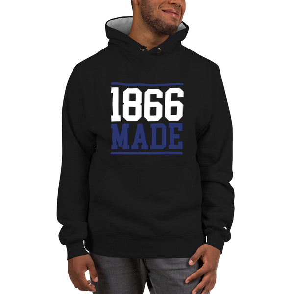 Lincoln University (MO) 1866 Made Men's Champion Hoodie - We Wear Our HBCUs