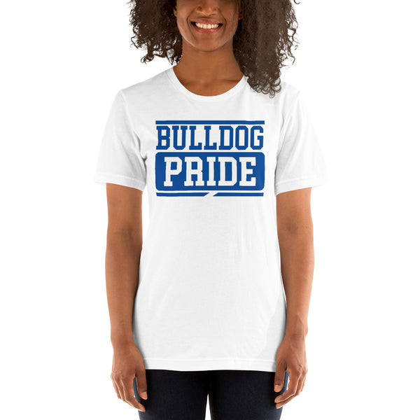 South Carolina State University Bulldog Pride Short-Sleeve Unisex T-Shirt - We Wear Our HBCUs